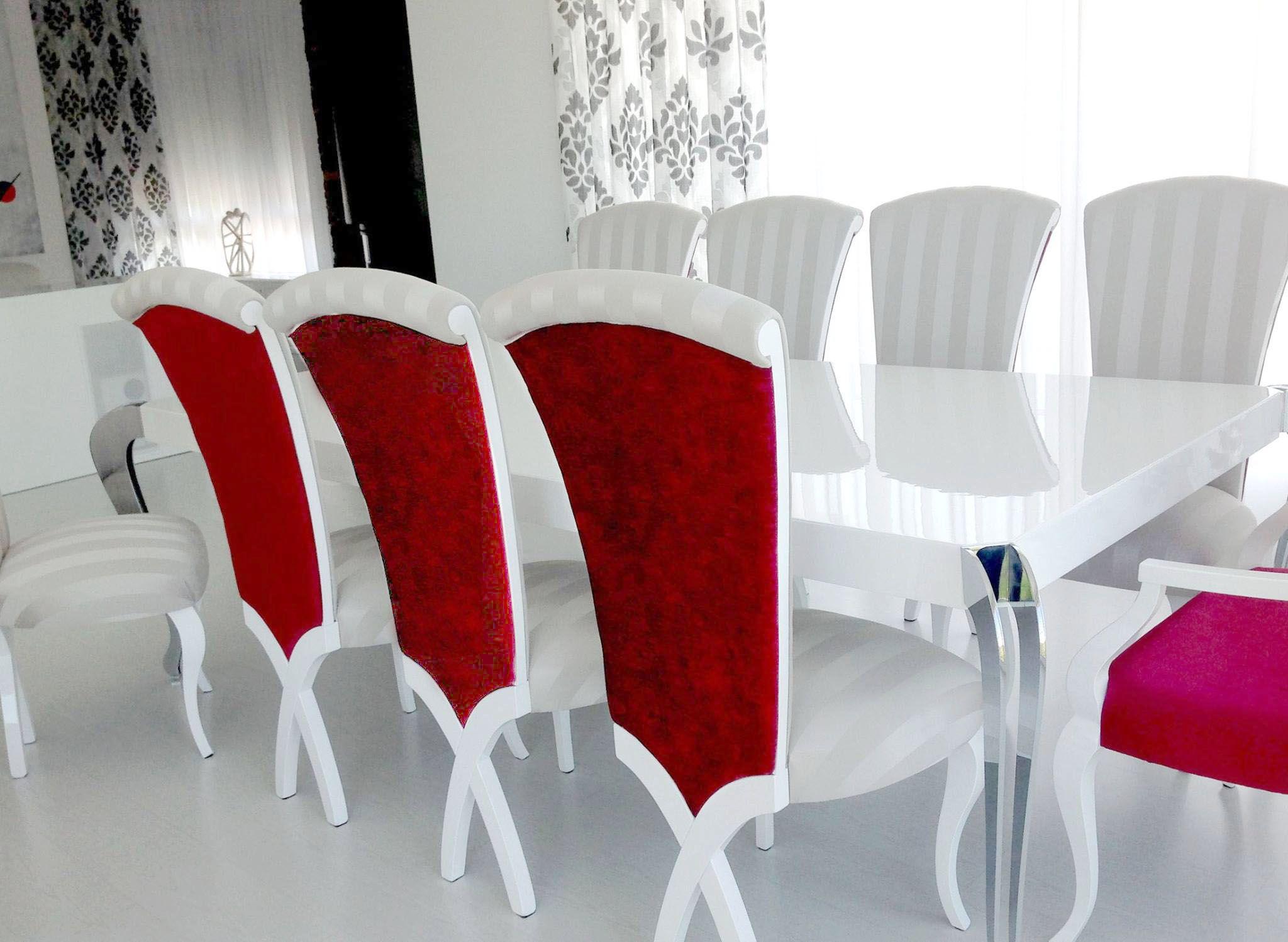 Mesas y sillas salon comedor