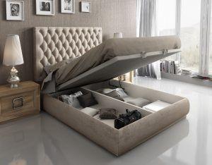 Dormitorio Enzo Canape Cama