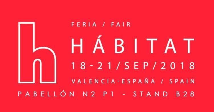 Stand Franco Furniture Habitat Valencia 2018